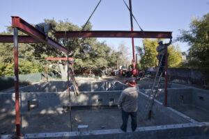 Ed Begley, Jr.'s Green home construction