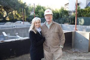 Ed Begley Jr.'s Green home construction