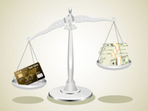 Keeping It In Balance: Knowing Your Credit-to-Debt Ratio